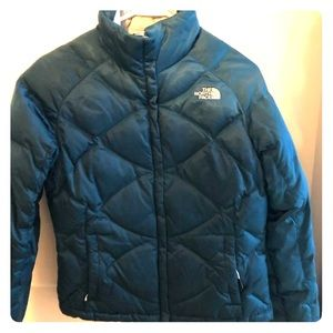 The North Gace Puffer jacket